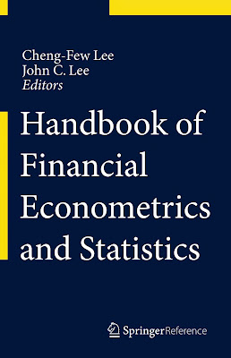 Handbook of Financial Econometrics and Statistics - Free Ebook Download