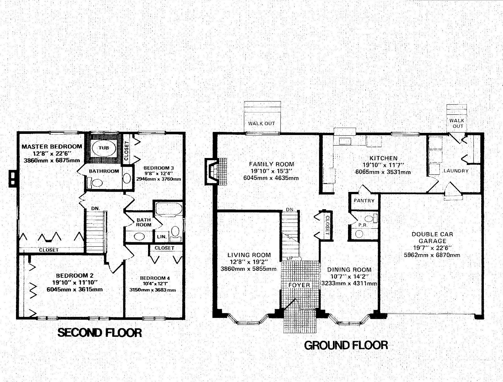 mid century modern and 1970s era ottawa evolution of a plan the in more recent years lot sizes have shrunk so the centre hall plan is often not possible it appears every so often on corner lots where the house can be