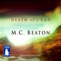 Dearh of a Cad by M.C. Beaton
