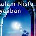 Fadhilat Malam Nisfu Syaaban