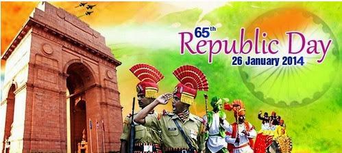 Happy Republic Day HD Wallpaper