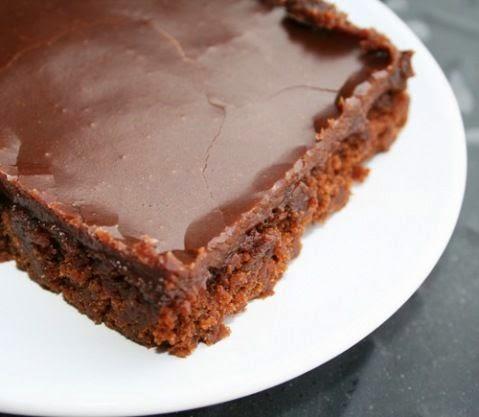 Chocolate Cookie Sheet Cake Buttermilk