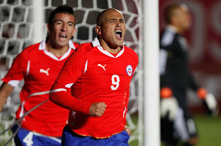 Resultado Partido Chile Vs Perú Eliminatorias 2014