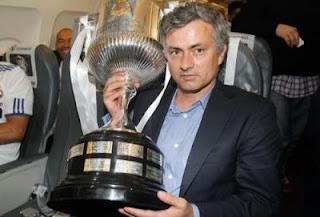 Mourinho Spanish Cup champion