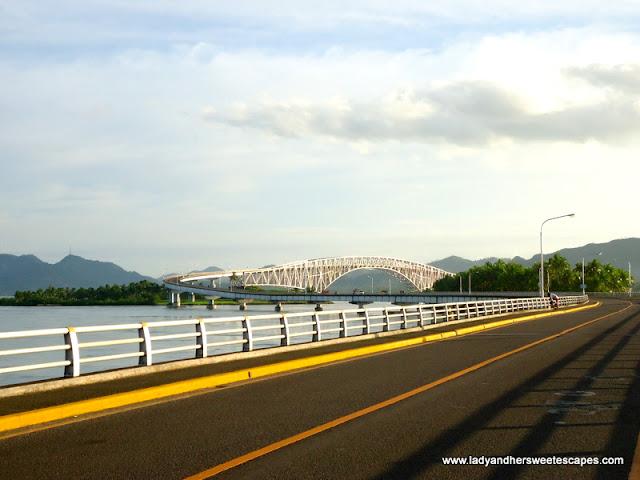 San Juanico Bridge in Leyte tour