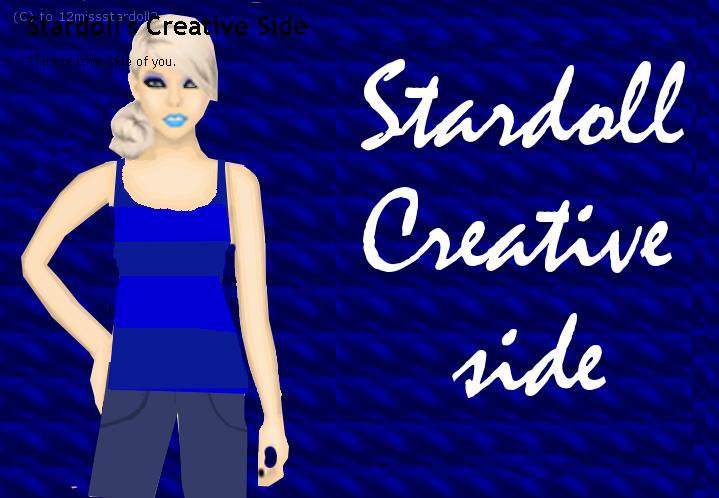 Stardoll's Creative Side