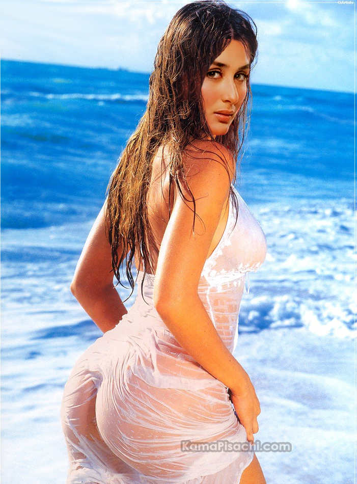 Kareena Kapoor Wet Nude Ass Sey