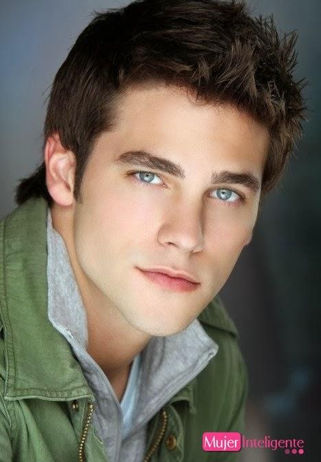 foto joven guapo:
