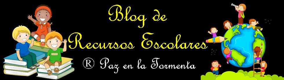 ® BLOG DE RECURSOS ESCOLARES ®