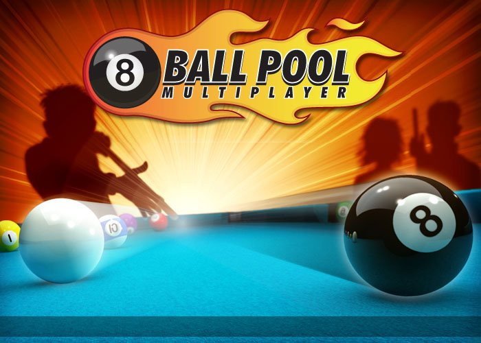 play 8 ball pool online free