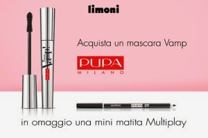 Mini matita Multiplay Limoni Profumerie