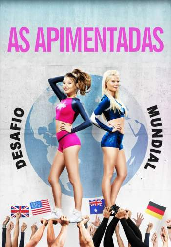 As Apimentadas: #Desafio Mundial Torrent - BluRay 720p/1080p Dual Áudio