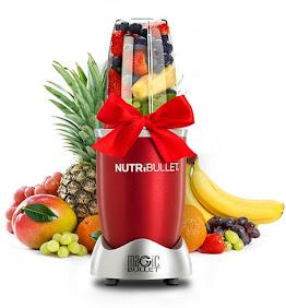 Nyerj Nutribullet™ Red készüléket!