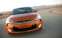 Hyundai Veloster front