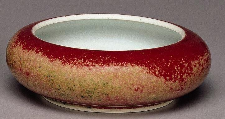 "<img src=""Kangxi brush washer. jpg"" alt=""with Peachbloom glaze"">"