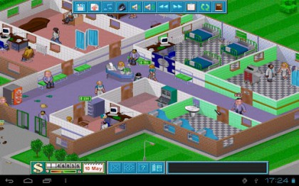 Theme Hospital Apk