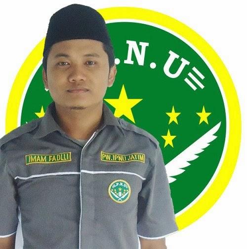 Imam Fadli Ketua PW IPNU Jawa Timur