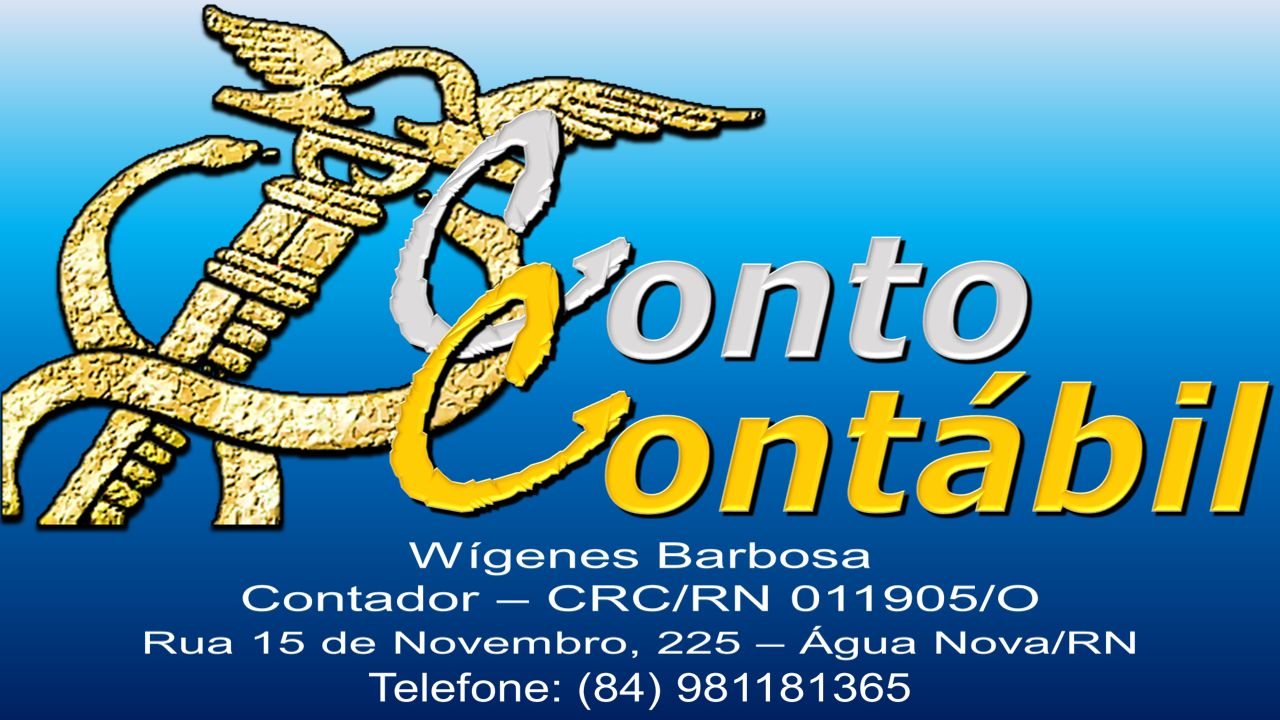 Conto Contábil - Wigenes Barbosa