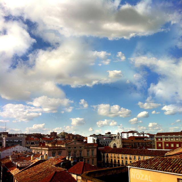 Palencia Skyline, 2013 Abbé Nozal