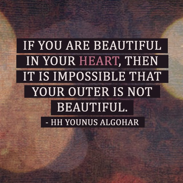 Quote Of The Day True Beauty
