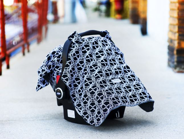 FREE Baby Car Seat Canopy and Nursing Cover & Little House in the Big D: FREE Baby Car Seat Canopy and Nursing Cover