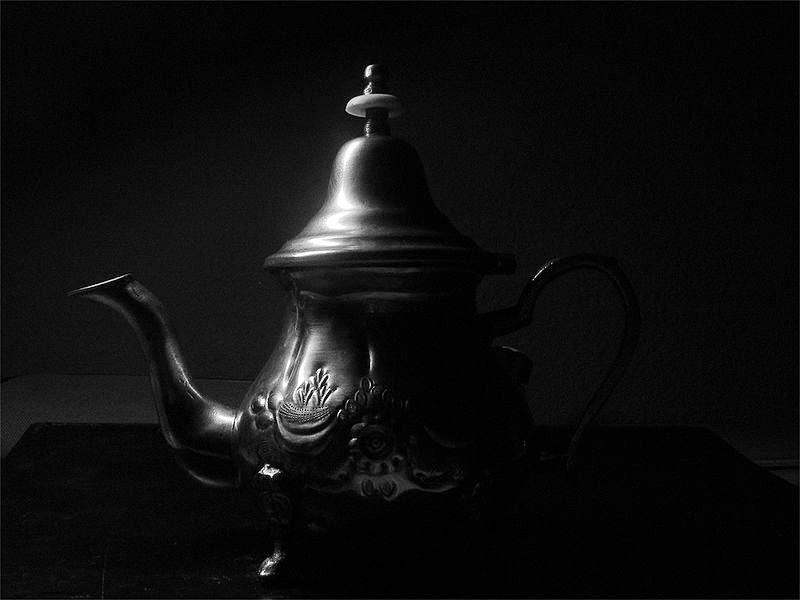 té, tetera, sahara occidental, té amargo como la vida suave como el amor y dulce como la muerte