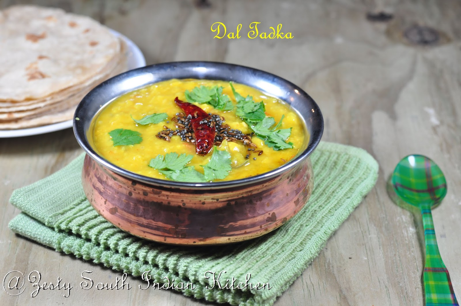 Dal tadka seasoned indian style lentil soup zesty south indian dal tadka seasoned indian style lentil soup forumfinder Images