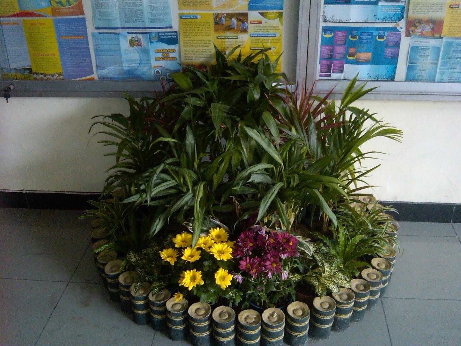 Rental Tanaman Surabaya Dekorasi Taman Mini Garden