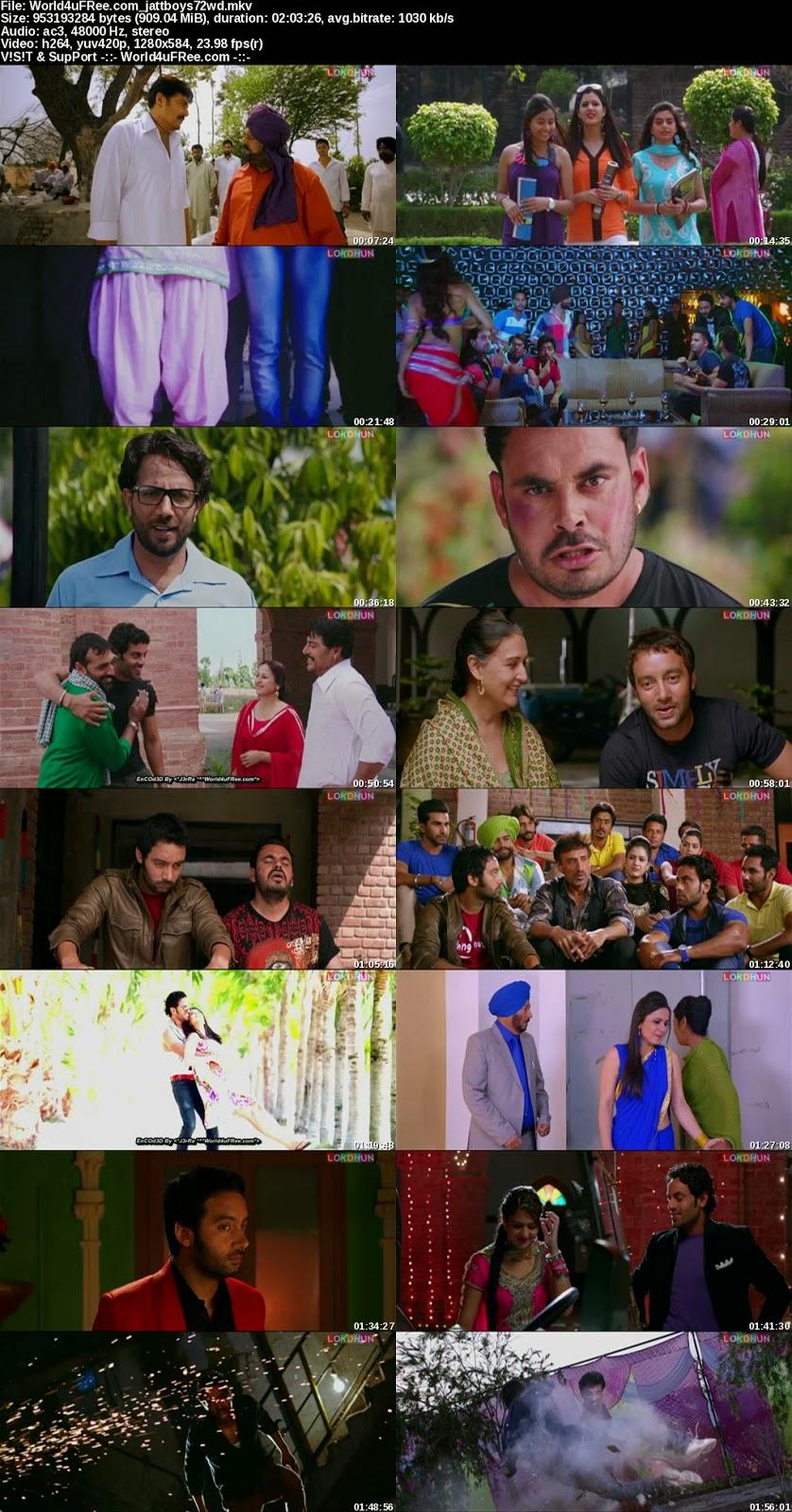 Download Jatt Boys Putt Jattan De 2013 Punjabi 720p Rip World4ufree Org