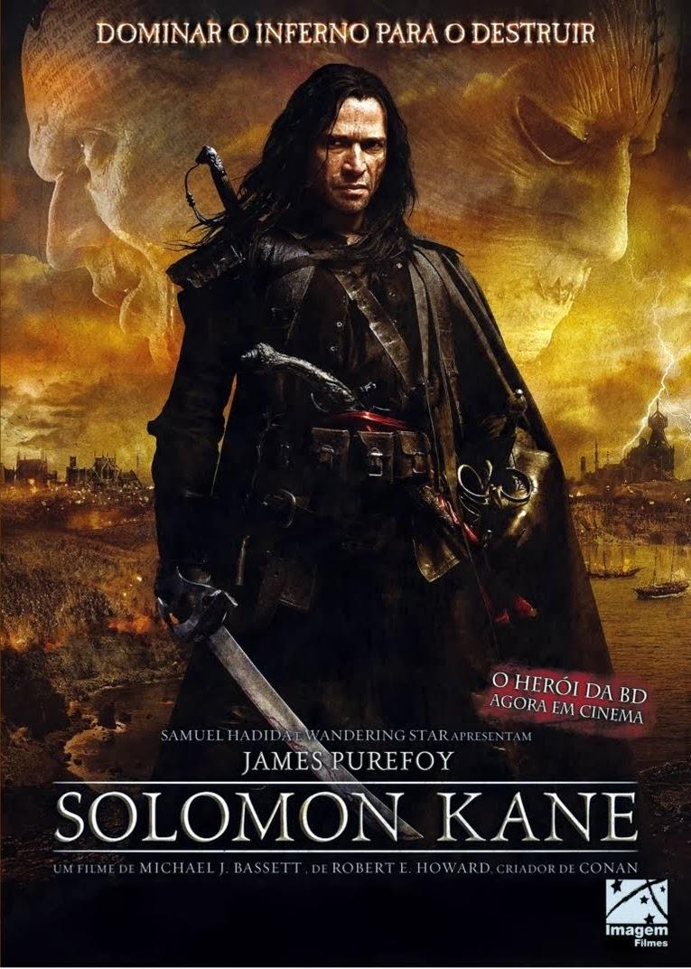 Solomon Kane: O Caçador de Demônios – Dublado