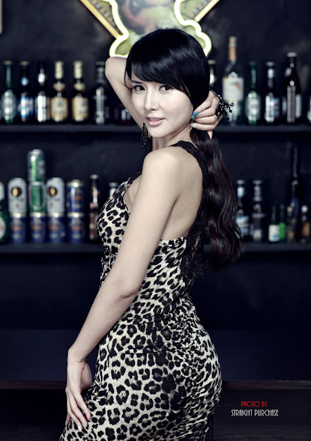 2 Drink with Cha Sun Hwa-very cute asian girl-girlcute4u.blogspot.com