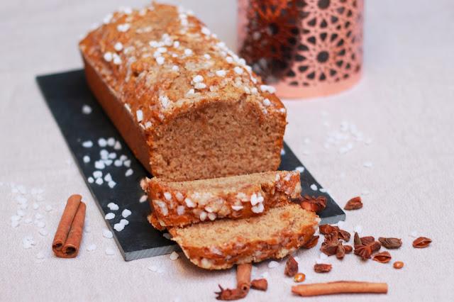 Mon pain d 39 pices rustique sans oeuf sans lactose camelie - Recette pain d epice sans oeuf ...