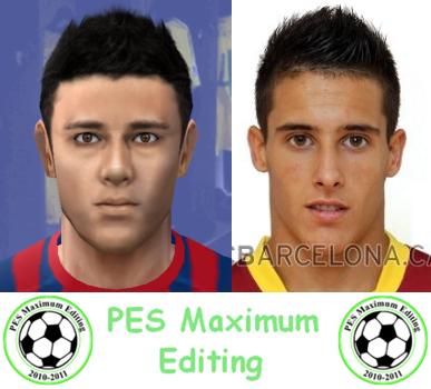 Faces Pes 6 Cristian Tello