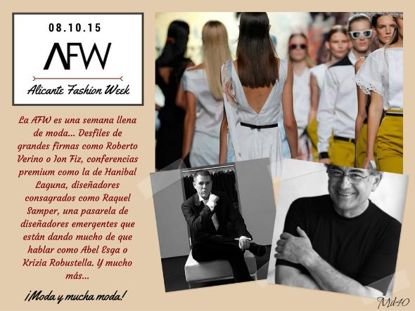 alicante fashion week afw mujer despues de los 40 blogger diseñadores