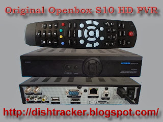 OPENBOX S10 HD PVR