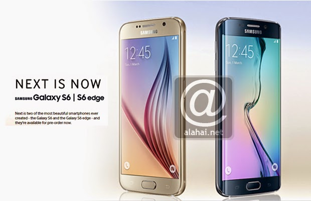 Samsung Galaxy S6 Dan Galaxy S6 Edge Dilancarkan di Malaysia