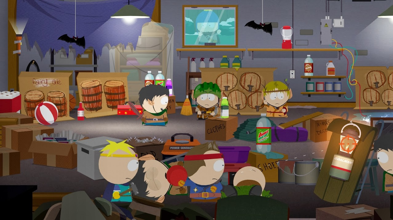South Park - The Stick of Truth 2014 Jogo  completo Torrent