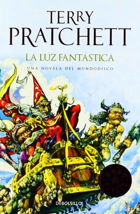 Terry Pratchett la luz fantastica