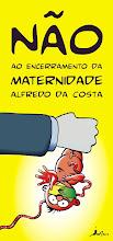 Petição contra o encerramento da Maternidade Alfredo da Costa
