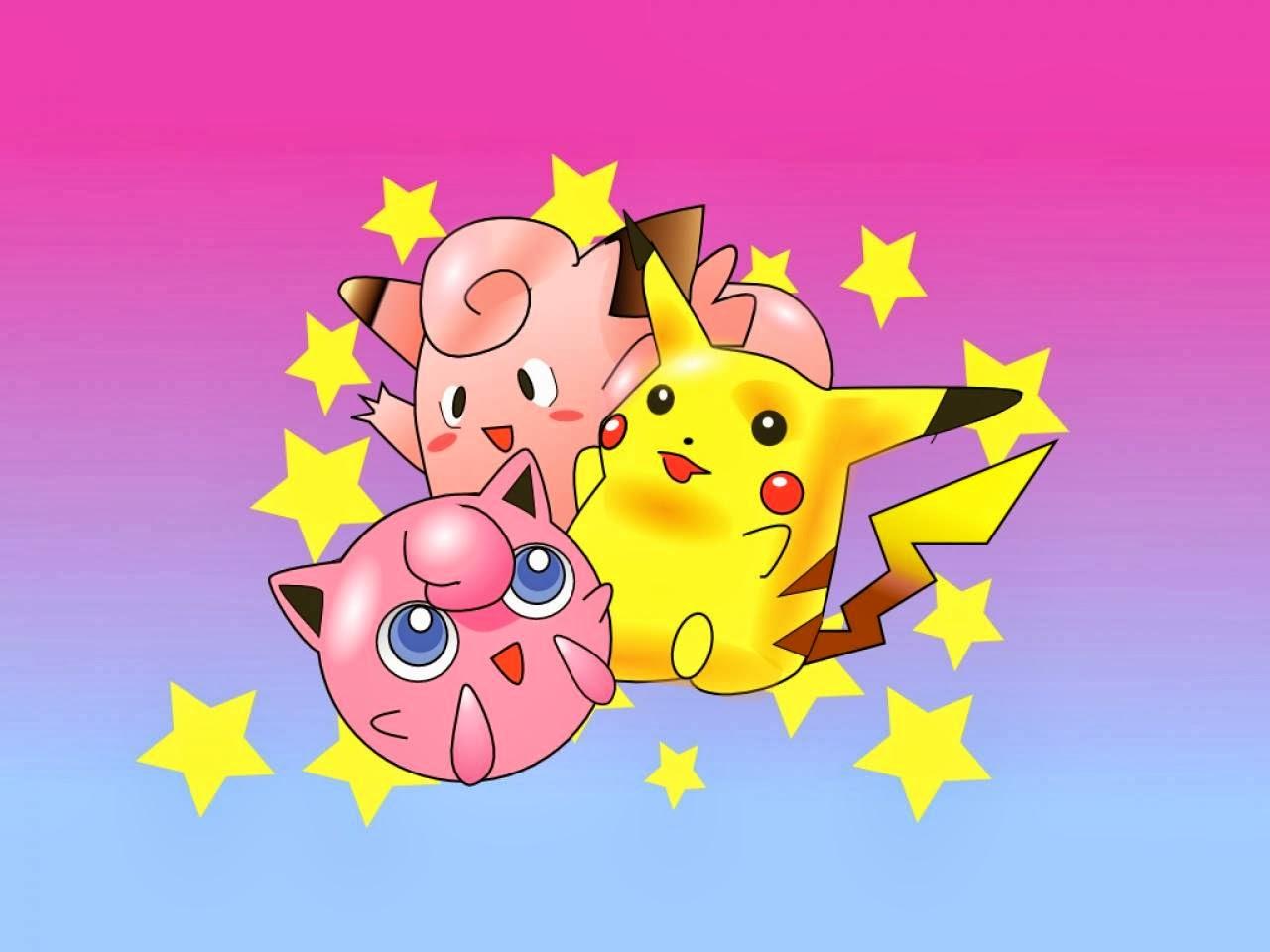 Pikachu wallpaper beau...