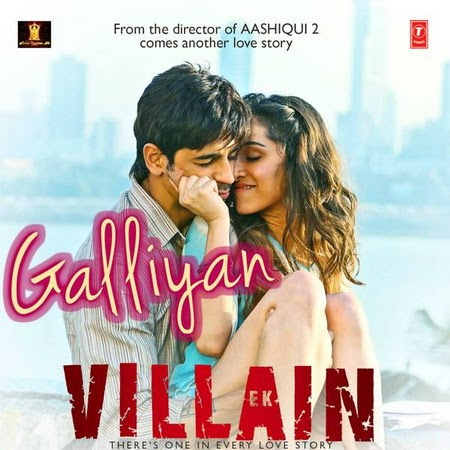 Galliyan Chords- Ek Villain - GUITAR CHORD WORLD
