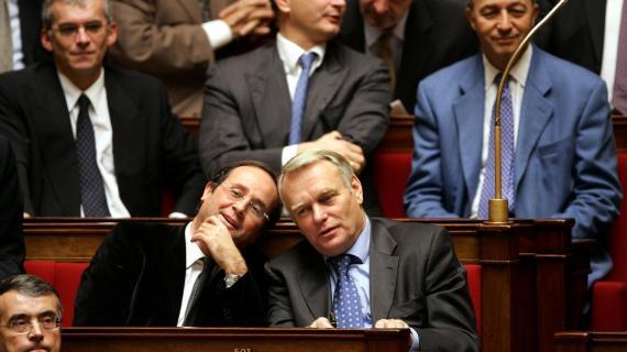 Jean-Marc Ayrault officiellement nommé Premier ministre