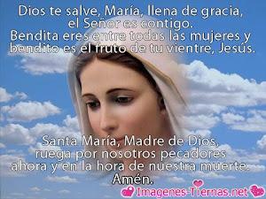 Santisima Virgen Maria