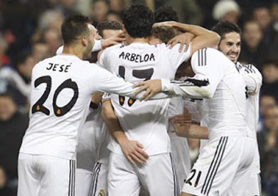 Xem lại đầy đủ trận Real Madrid vs Xativa