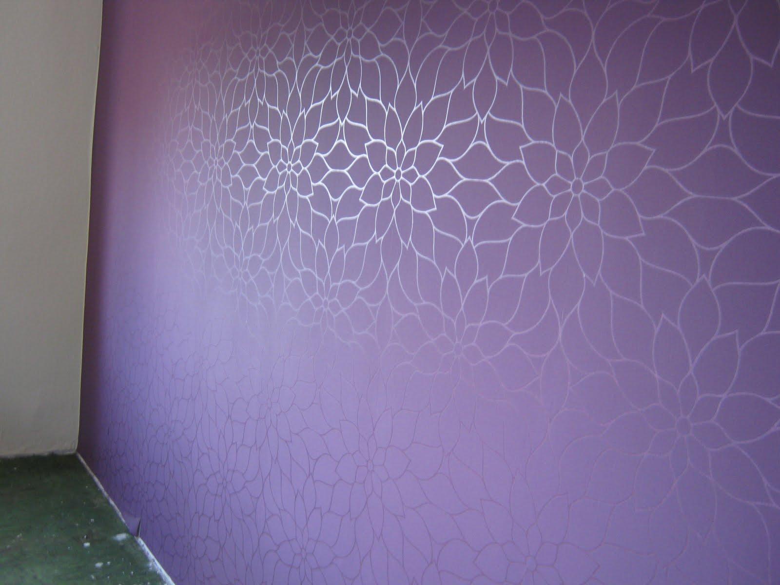 dassis renovierungstagebuch brombeer bl mchen wand