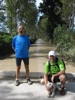Camí Vora Ter - Ruta del Gurri: Manlleu - Roda de Ter - Vic