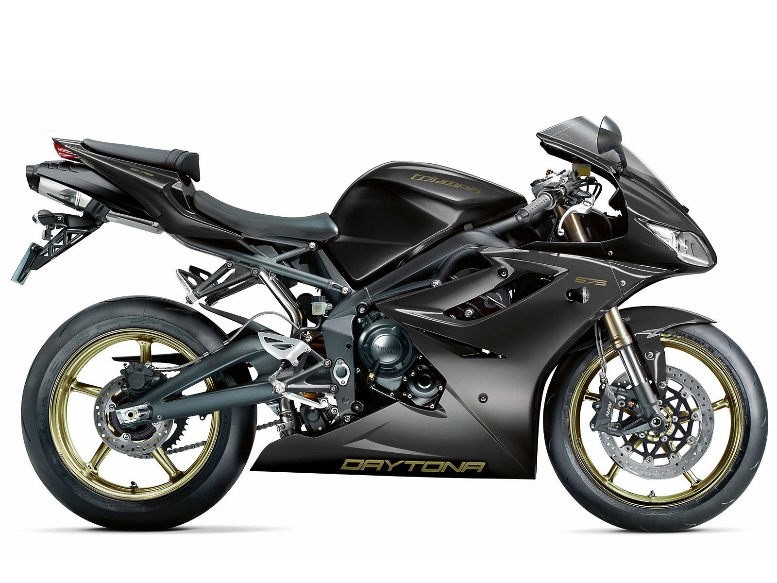 2012 Triumph Daytona 675 Motorcycle Pictures