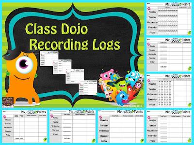 https://www.teacherspayteachers.com/Product/Class-Dojo-Classroom-Resources-1987307