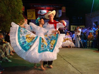 danzantes sanjuanero