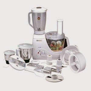 Buy Bajaj FX7 Food Processor with Rs. 78 Cashback Rs. 3850, With Rs. 2200 Cashback at Rs. 5500